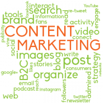 Are you looking for new ways to increase your brand awareness? Try Content Marketing