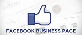Why do businesses have a Facebook page?