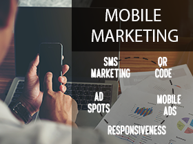 THE RISE OF MOBILE MARKETING