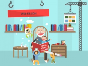 Visual Storytelling in Web Design