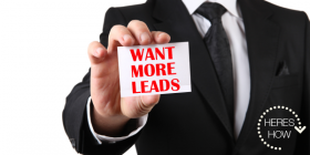 Tools to generate leads from your website