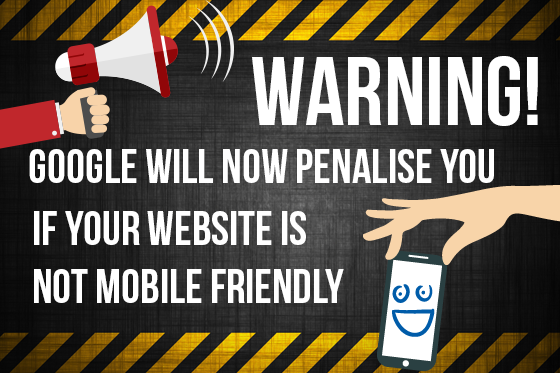 google-mobile-responsive-warning-website